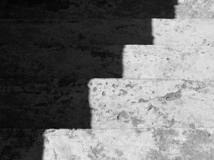 Forms of shadows –photo series