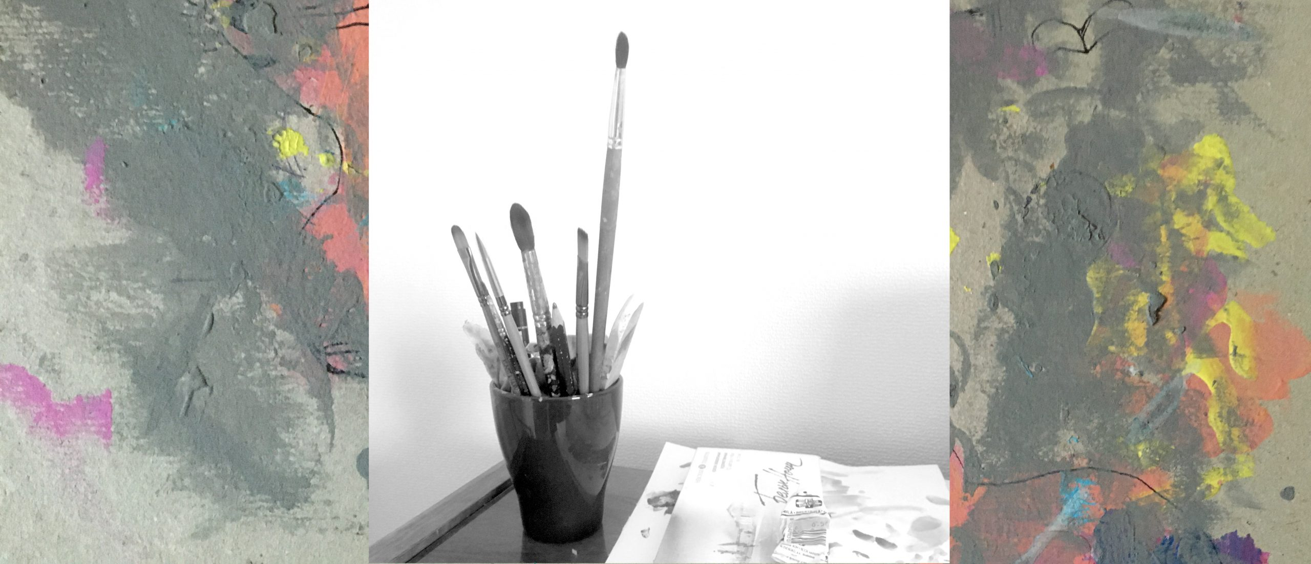 brushes_ stretched